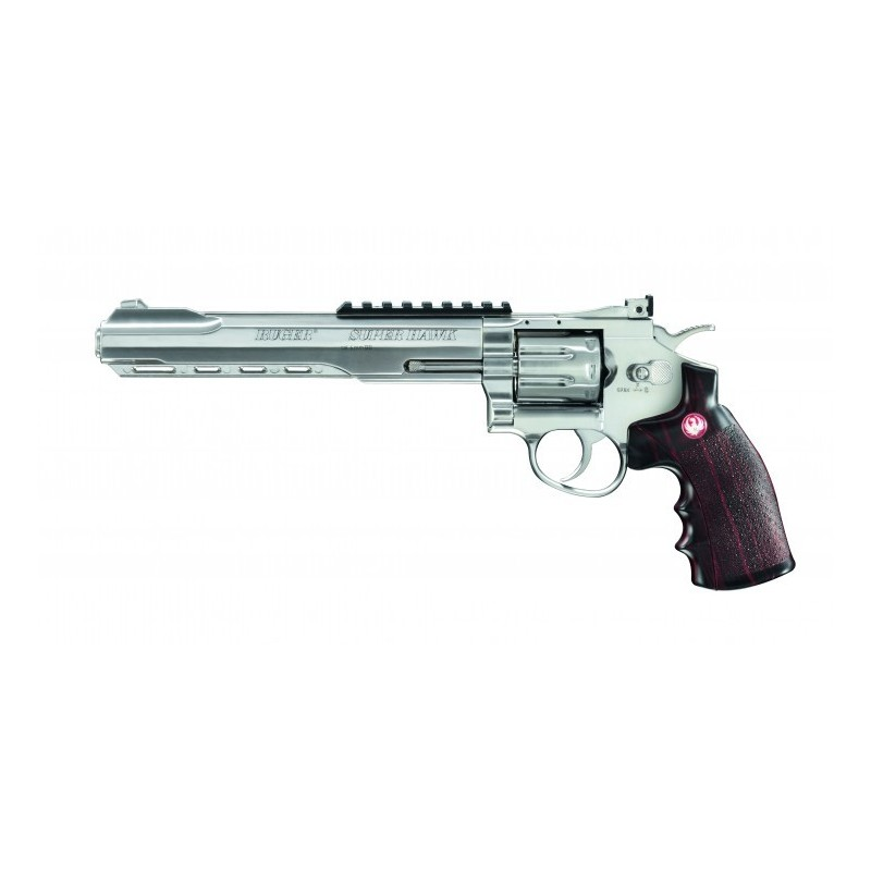 """KIT REVOLVER DAN WESSON 4"""" F-METAL STS - CO2  16181"""